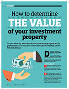 Canadian Real Estate Wealth Magazine - How to Determine the Value of Your Investment Property